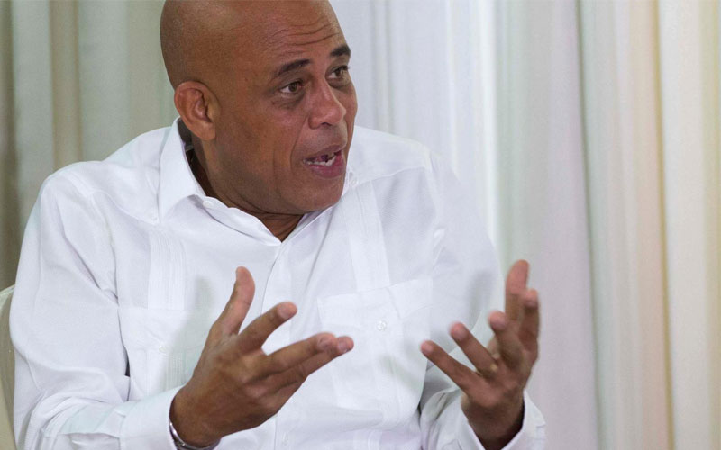 «Michel Martelly risque 3 ans de prison», selon l'avocat André Michel
