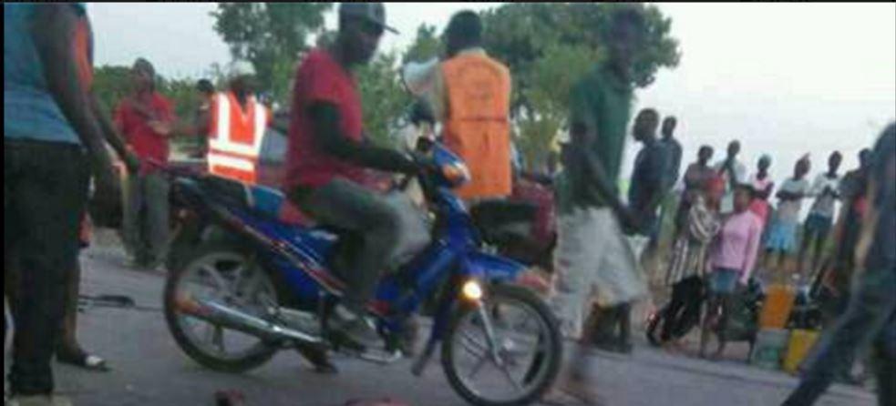 FLASH: Un bus fonce sur des bandes de Rara et fait 34 morts aux Gonaïves ce dimanche