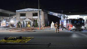 Monde: Une église haïtienne de Rivière-des-Prairies à Montréal incendiée