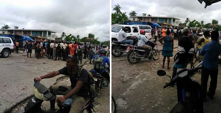 Accident-Cayes