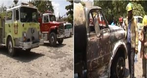 Haiti: Explosion d'un dépôt de barils d'essence et deux camions citernes à Carrefour