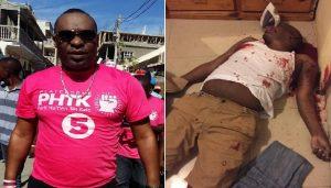 Haiti: L'ancien promoteur de groupes musicaux Eddy Cerant assassiné