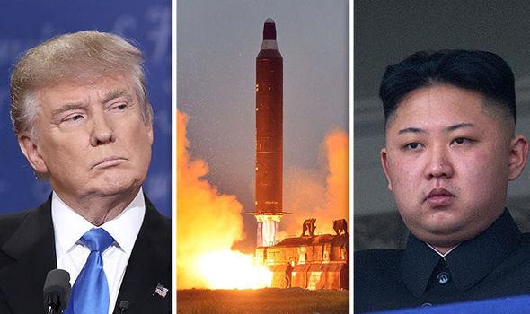 """Résultat de recherche d'images pour """"Trump se dit prêt à rencontrer Kim Jong-Un, 2017"""""""