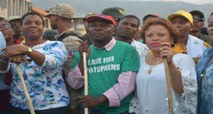 Haiti: Lancement de l'opération «Lave figi Pòtoprens»