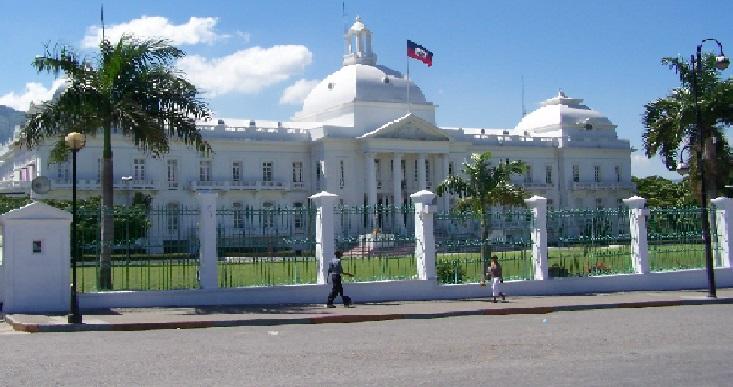 Haiti: Le plan architectural du Palais national sera connu dans environ deux mois