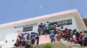 Haiti: Plus de 600 restaurants communautaires dans peu de temps de nouveau en opération