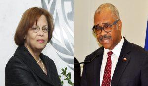 Haiti: Sandra Honoré et Jack Guy Lafontant planifient le retrait de la Minustah