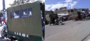 Haiti: Surprenante nouvelle forme de transport dans la 2ème ville du pays
