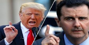 Trump-Assad