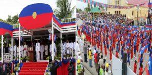 Haiti: Commémoration de la fête du Drapeau et de l'Université