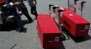 Monde: Un haïtien arrêté en possession d'une tête de mort et deux cercueils