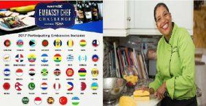 Monde: Haiti remporte le prestigieux concours international «Embassy Chef Challenge»