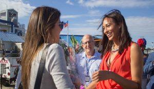 Haiti: La Miss Universe 2017, Iris Mittenaere, est de passage à Cap-Haitien
