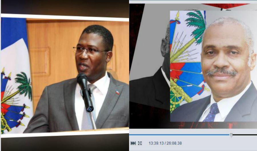 HAITI: L'ex ministre de la justice Camille Edouard Jr. s'en prend à Jack Guy Lafontant  ( Audio )