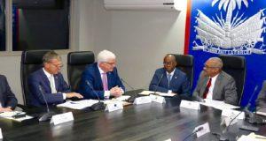 Haiti: Visite d'une délégation de haut niveau de la Banque européenne d'investissement