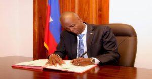 Haiti: Jovenel Moïse écrit à  Donald Trump pour solliciter le renouvellement du TPS