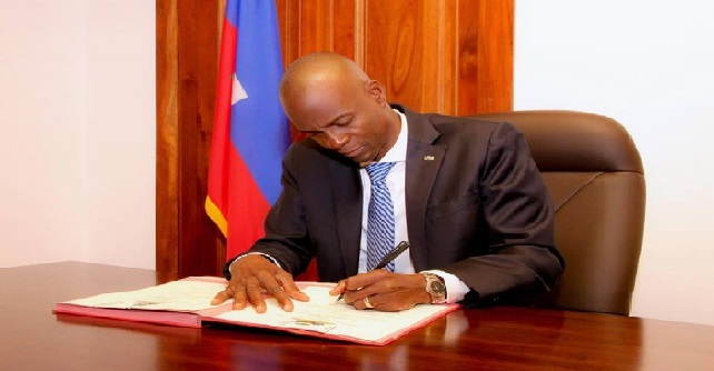Haïti: Pas de consensus sur la mise en accusation du Président Jovenel Moïse