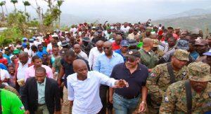 Haiti: Le Président Jovenel Moïse lance officiellement la Caravane du Changement
