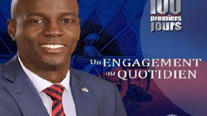 Haiti: Bilan des 100 premiers jours au pouvoir du Président Jovenel Moïse