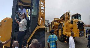 Haiti: Visite d'évaluation et distribution de matériels dans le Nord