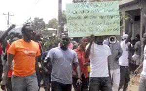 Haiti: Deux clans prennent la Grande-Rivière du Nord  en otage