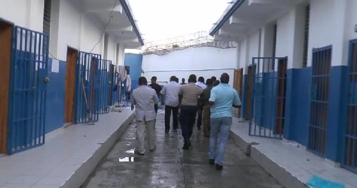 Haiti: Des prisonniers du pénitencier national  testés positifs à la covid-19 malgré des efforts déployés