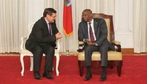 Haiti: Ambassadeur Patricio Utreras Diaz «Les Haïtiens sont très appréciés au Chili»