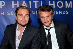 Monde: Sean Penn et  Leonardo Di Caprio président le gala annuel de levée de fonds pour Haiti