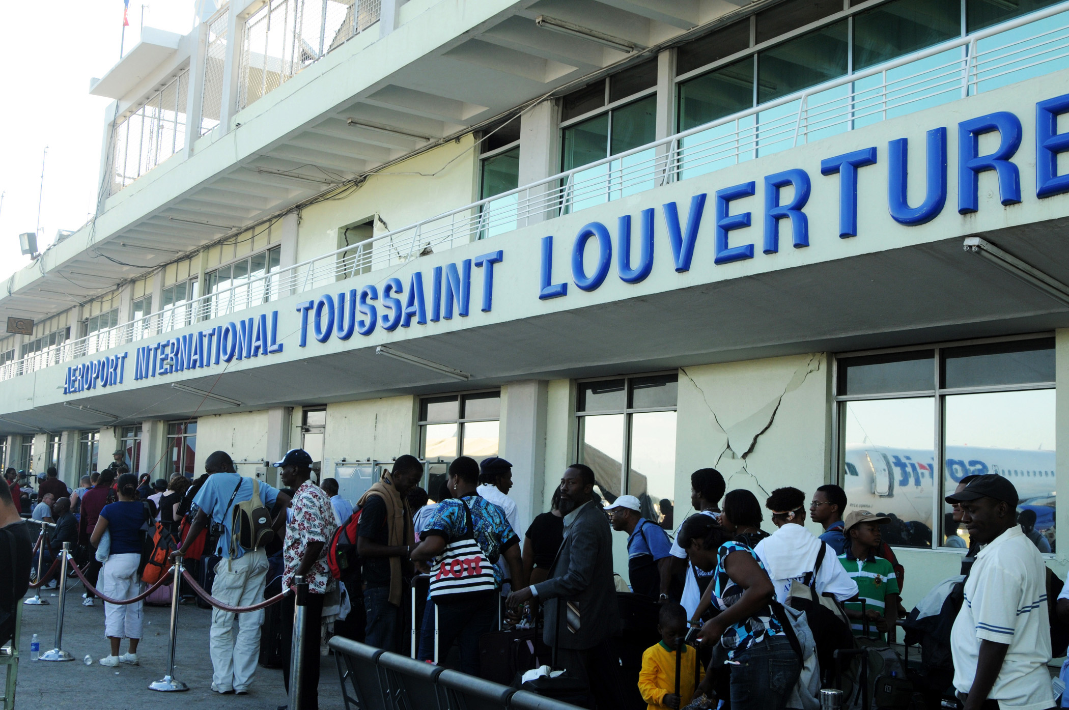 HAITI: Restriction de stationnement à l'Aéroport International