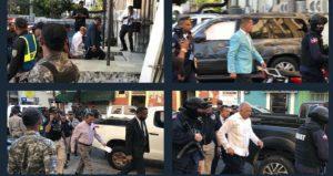 Monde: Des dirigeants de partis politiques arrêtés pour corruption en République Dominicaine