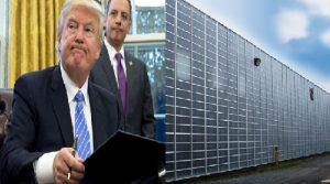 Monde: Donald Trump veut construire un mur solaire à la frontière du Mexique