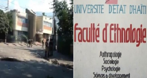 Haiti: La Faculté d'Ethnologie fermée jusqu'à nouvel ordre