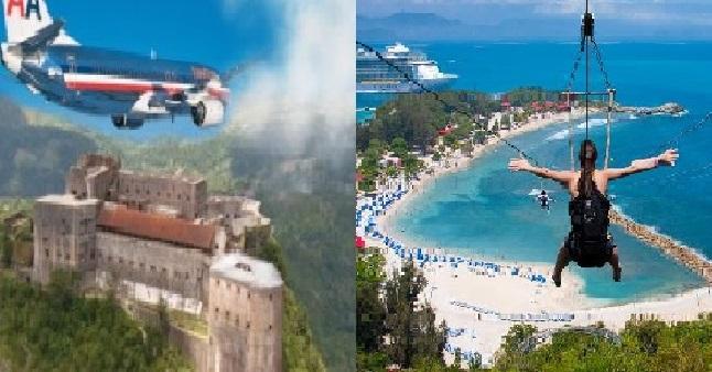 Monde:  Haïti un pays à Visiter en 2021 selon le journal américain The New York Times