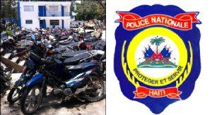Haiti: Des présumés voleurs de motocyclettes arrêtés