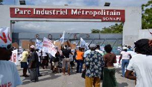 Haiti: Risque de perdre plus de 2 mille emplois dans le textile à cause de la grève