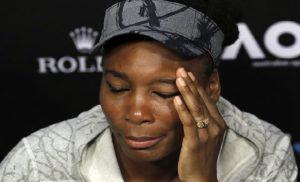 Monde: Venus Williams impliquée dans un accident entraînant la mort