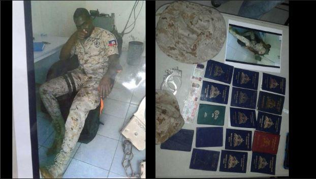 Un faux policier impliqué dans une affaire de faux passeports arrêté par la PNH au Cap-Haïtien