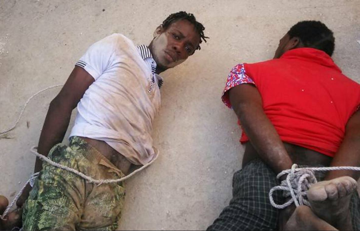 HAITI: Convocation des policiers soupçonnés d'avoir brutalisé des présumés violeurs