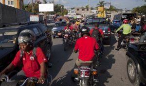 Haiti:  Finalisation d'un plan de régulation de la circulation pour les taxis-motos