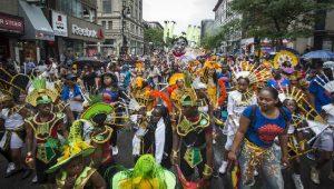 Monde: La Carifête fait vibrer le centre-ville de Montréal