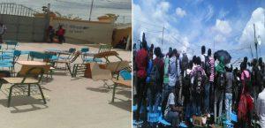 Haiti: Crise à  l'Université INUKA