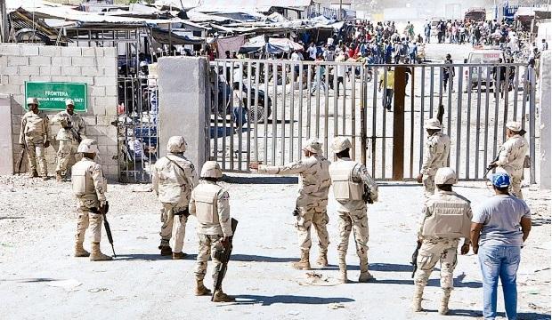 Haiti: Violente confrontation à la frontière entre haïtiens et militaires dominicains