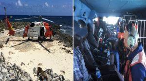 Monde: 88 haïtiens retrouvés sur une île inhabitée au Bahamas