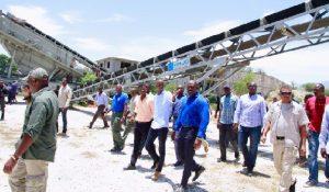 Haiti: La BID promet 10 millions de dollars pour la Caravane du changement