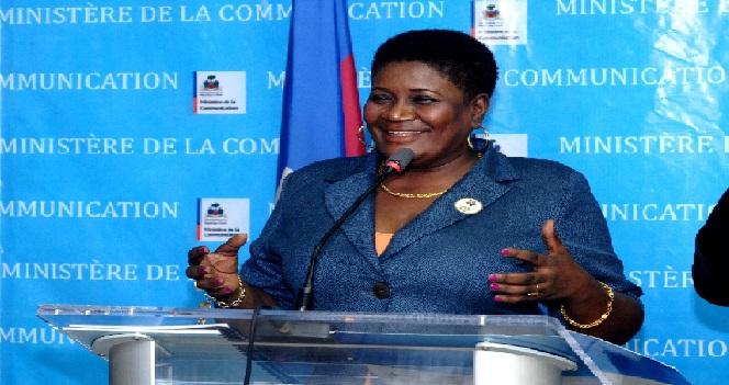 Haiti: La DG de la Loterie de l'État Haïtien, Marie Margareth Fortuné, victime d'une violente attaque