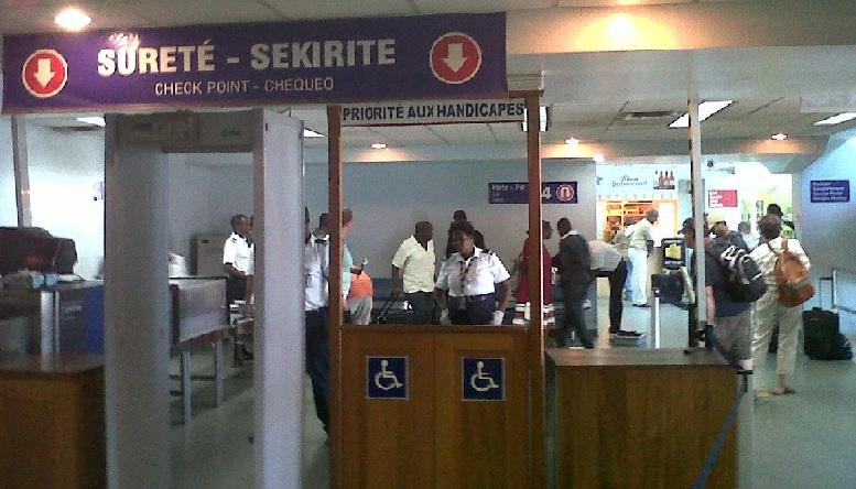 Haiti: Début d'incendie à l'aéroport international Toussaint Louverture maitrisé