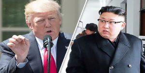 Monde: Washington juge «absurde» de suggérer que Trump a déclaré la guerre à Pyongyang