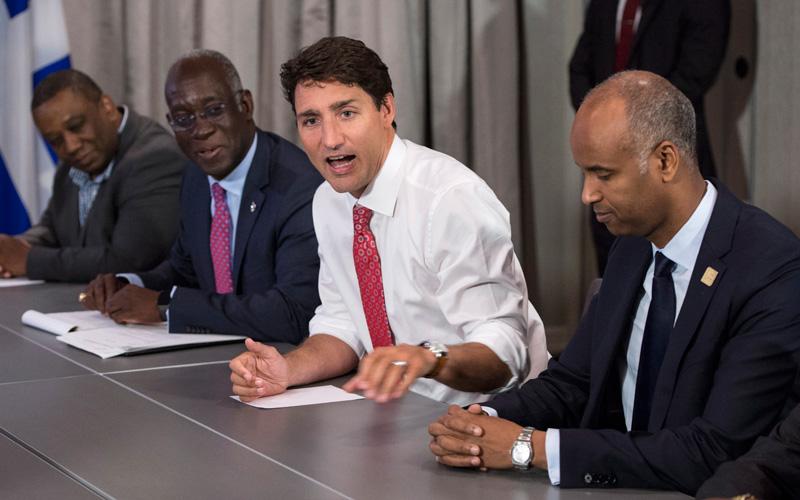 Emmanuel-Dubourg-Justin-Trudeau