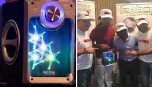 Haiti: Le rappeur Izolan lance un nouveau produit sur le marché  « IZOBOX »