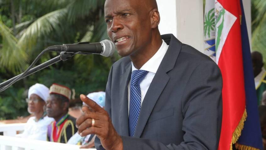 Haiti: Mur à la frontière, Jovenel Moïse  plaide en faveur du respect de la souveraineté nationale